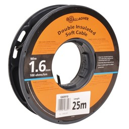 Lead Out Cable 1,6 mm | 25 m – 100 Ohm/km