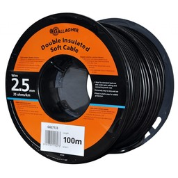 Lead Out Cable 2,5 mm | 100 m – 35 Ohm/km