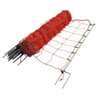 Gallagher Gallagher Sheep Netting 90 cm | 50 m Double Pin - Orange