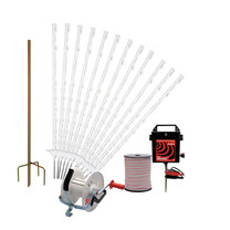 Hotline Hotline 200m Electric fence Kit for  Fencing/Dividing Paddocks or fields