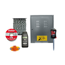 Hotline Hotline 200m Delux Battery Post & Rail Protector Kit 3