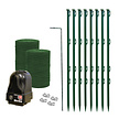 Quick Electric Fence Kit for Ponds & Gardens