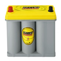 Optima OPTIMA® 12V YELLOWTOP® R 2.7L Battery - 38 Ah