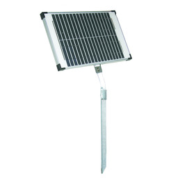Hotline 20 Watt Solar Panel & Stand | Solar Powered Electric Fencing