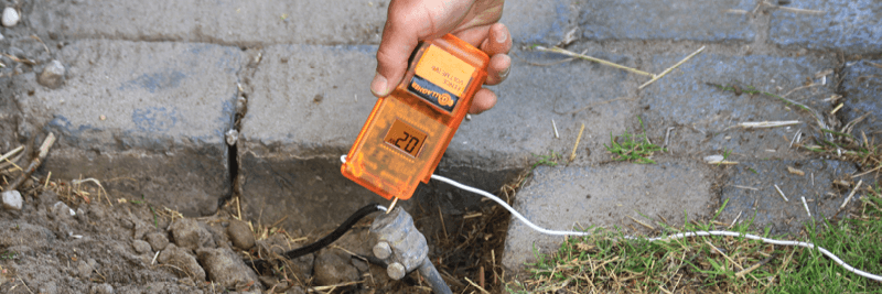 How to improve electric fence earthing