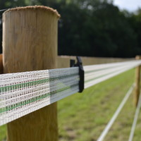 Electric fencing conductors | wire, tape, rope
