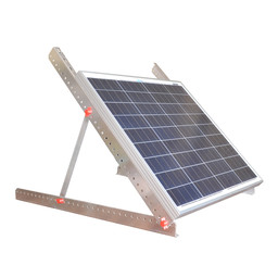 60W Solar Panel and Stand