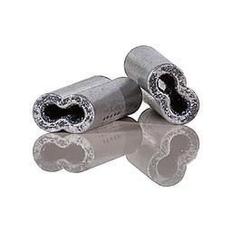 Crimp Sleeves - 2.5 mm (100 pcs.)