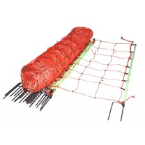 Gallagher Gallagher Sheep Netting Reinforced 90 cm |50 m Double Pin - Orange