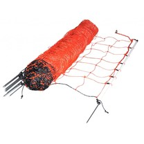 Gallagher EuroNetz Sheep Netting 90 cm | 50 m Single Pin - Orange