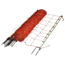 Gallagher Gallagher Goat Netting 105 cm | 50 m Double Pin - Orange