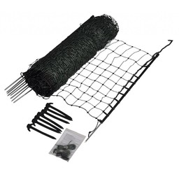 Rabbit-/Hobby Netting 65 cm | 25 m Single Pin - Green