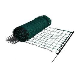 Rabbit-/Hobby Netting 65 cm   50 m Single Pin - Green