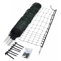 Gallagher Gallagher Poultry Netting 112 cm |25 m Single Pin - Green
