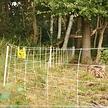 Gallagher Wild boar netting - White 50m