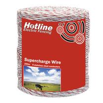 Hotline Hotline 250m Spool 6 Strand  Supercharge Polywire