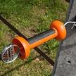 Soft Touch Gate Handle Regular Tape - Orange