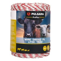 Pulsara Pulsara Wire Pro Plus 200 m - White