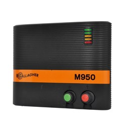 M950 Mains Powered Electric Fence Energiser/Charger (230V)