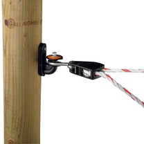 Gallagher Gallagher Cord Tensioner With Roll Corner Insulator (Rope Tensioner)