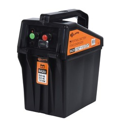 BA20 9V/12V Battery Fence Energiser/Charger