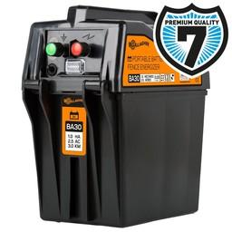 BA30 9V/12V Battery Fence Energiser/Charger