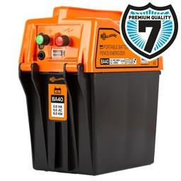 BA40 9V/12V Battery Fence Energiser/Charger