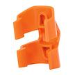 100x Wire Clip Insulator for Line Post