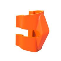 Gallagher 100x Gallagher Wire Clip Insulator for Line Post