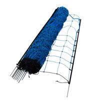 Gallagher Gallagher Wolf Netting 120 cm | 50 m  Single Pin - Blue