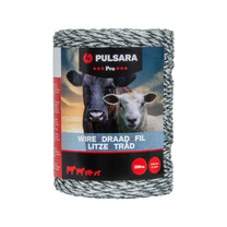 Pulsara Pulsara Wire Pro 200 m - White