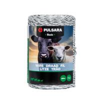 Pulsara Pulsara Wire Basic 200 m - White