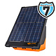 Gallagher S200 Solar Electric Fence Energiser/Charger