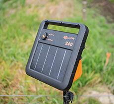 Solar energiser