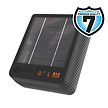 S12 Solar Powered Energise/Charger incl. Battery (6V)
