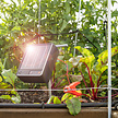 S6 Solar fence engergizer incl. Lithium battery