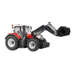 Steyr 6300 Terrus with frontloader