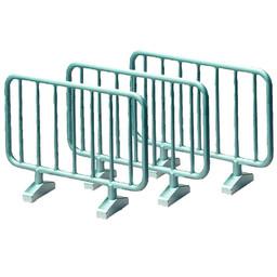 Siku 10 barriers