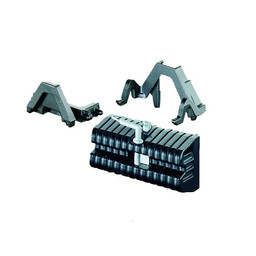 Adaptor set with front weight