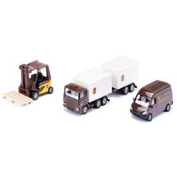 UPS logistic set