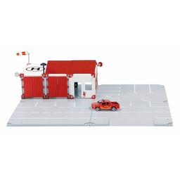 Siku World: Starterset Fire station 1:50