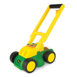 M4 JD real sounds lawnmower