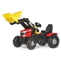 Rolly Toys rollyFarmtrac MF 7726, rollyTrac loader