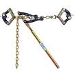Strainrite Removable handle contractors chain strainer