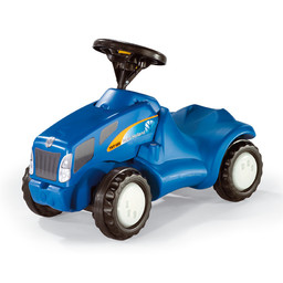 Rolly Toys New Holland foot-to-floor