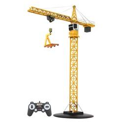 Jamara Turning Tower Crane Liebherr 2,4Ghz 1:20