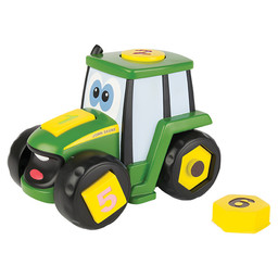 Britains Johnny learn and play tractor