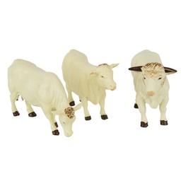 Britains Charolais cows 1:32
