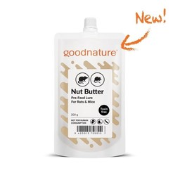 Lure Nut Butter Pouch Rat | 200 gm