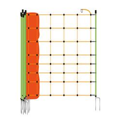 Sheep Netting 90 cm | 50 m Double Pin - Orange